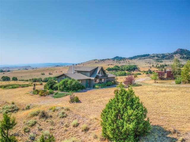25 Deer Lane, Ennis, MT 59729 (MLS #361650) :: Carr Montana Real Estate