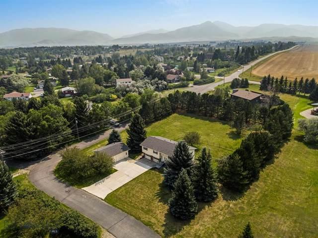 190 Old Yellowstone Trail, Bozeman, MT 59715 (MLS #361654) :: Carr Montana Real Estate
