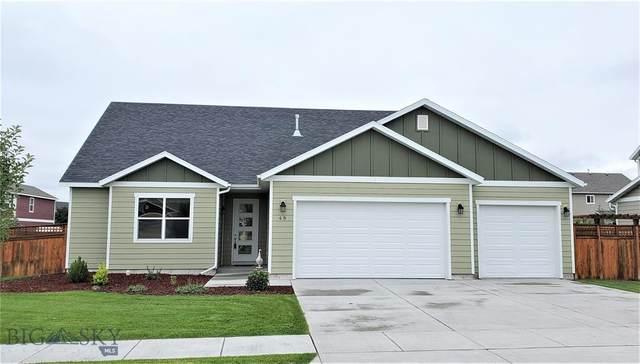 48 Connor Drive, Bozeman, MT 59718 (MLS #361655) :: Carr Montana Real Estate