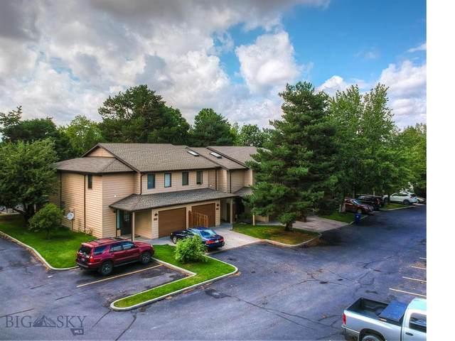 1612 W Olive Street #6, Bozeman, MT 59715 (MLS #361663) :: Carr Montana Real Estate