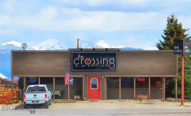 327 County Road, Wisdom, MT 59761 (MLS #361667) :: Montana Life Real Estate