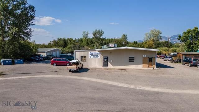 115 Commercial Drive, Bozeman, MT 59715 (MLS #361683) :: L&K Real Estate