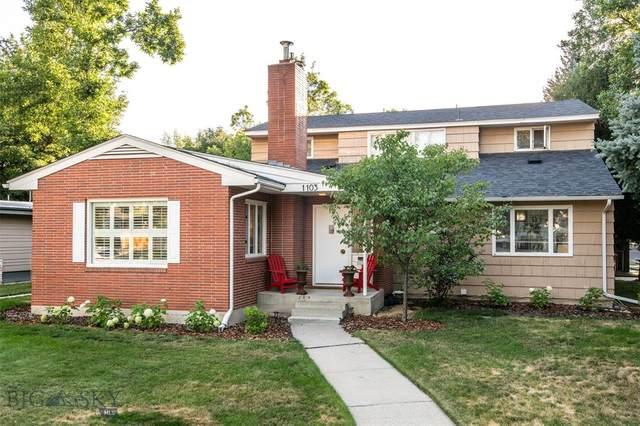 1103 S Willson Avenue, Bozeman, MT 59715 (MLS #361687) :: Montana Mountain Home, LLC