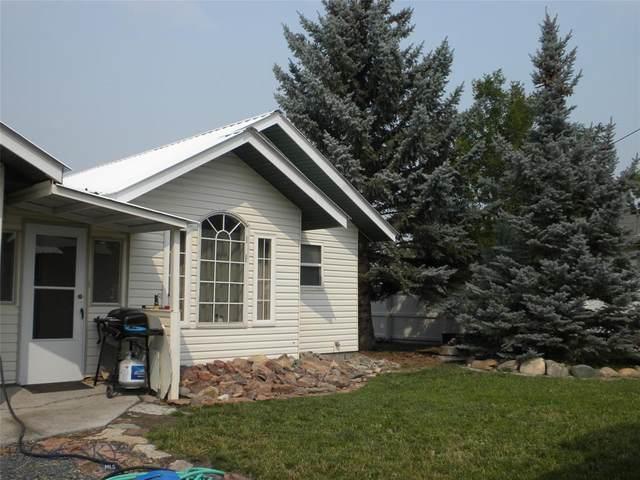 306 1st W, Whitehall, MT 59759 (MLS #361693) :: Berkshire Hathaway HomeServices Montana Properties
