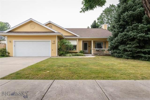 1217 Brentwood Avenue, Bozeman, MT 59718 (MLS #361711) :: Carr Montana Real Estate