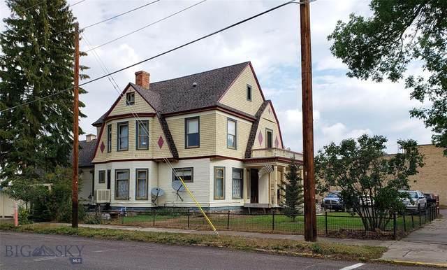 235 S Idaho St, Dillon, MT 59725 (MLS #361775) :: Montana Life Real Estate
