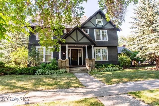 102 W Cleveland Street, Bozeman, MT 59715 (MLS #361785) :: Carr Montana Real Estate