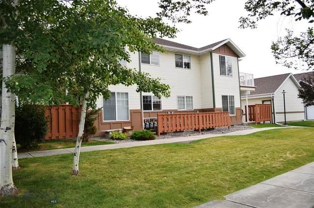 893 Forestglen 1D, Bozeman, MT 59718 (MLS #361786) :: Montana Life Real Estate