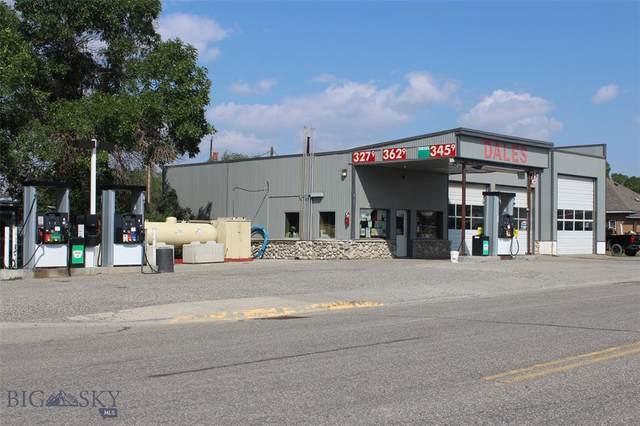 301 1st Avenue N, Clyde Park, MT 59018 (MLS #361794) :: L&K Real Estate