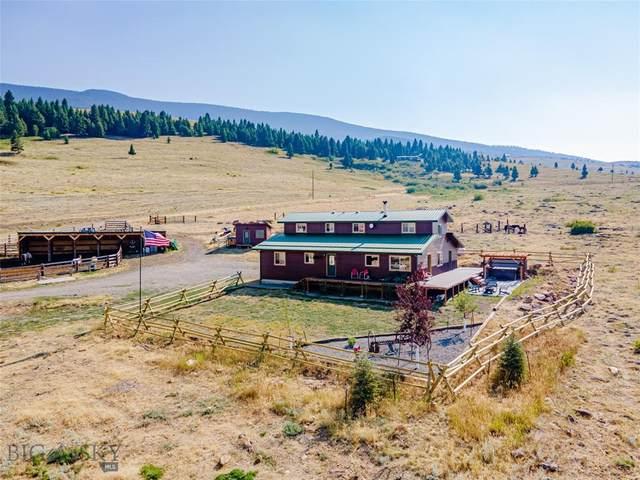 28 Pony, Livingston, MT 59047 (MLS #361801) :: L&K Real Estate