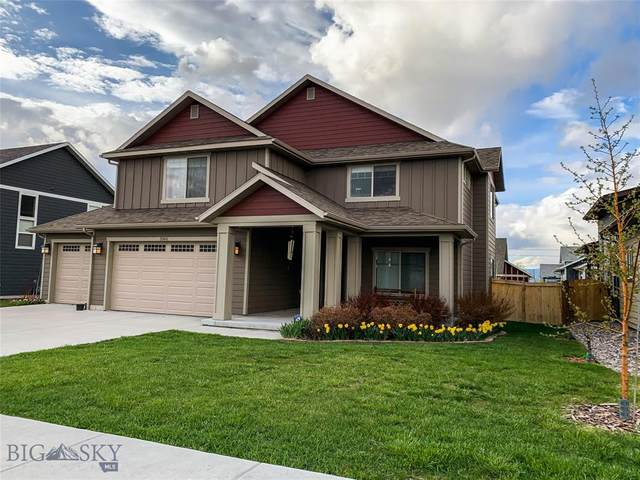 3361 Lemhi Trail Drive, Bozeman, MT 59718 (MLS #361809) :: Montana Mountain Home, LLC