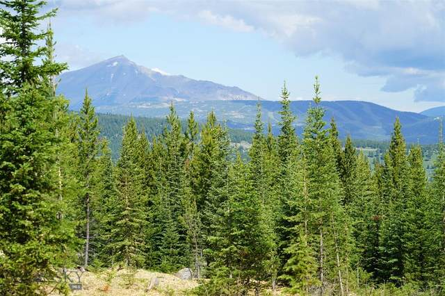 23 & 24 Beaver Creek West, Big Sky, MT 59716 (MLS #361811) :: Black Diamond Montana