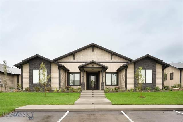 434 Black Bull Trail B, Bozeman, MT 59718 (MLS #361824) :: Montana Life Real Estate