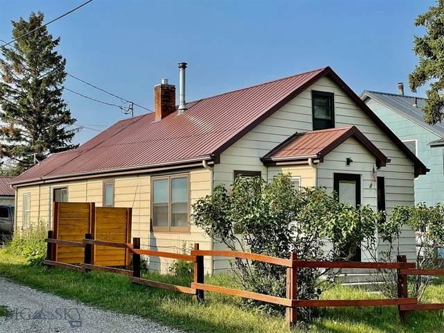 104 E Houston Street, White Sulphur Springs, MT 59645 (MLS #361825) :: Montana Home Team