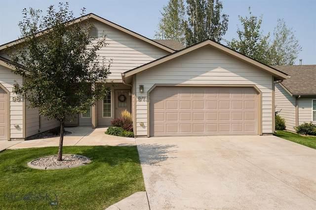 4040 Ravalli Street #97, Bozeman, MT 59718 (MLS #361841) :: Carr Montana Real Estate