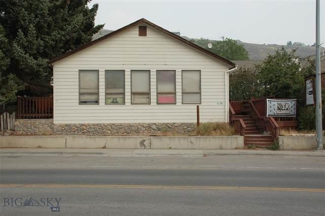 406 Scott Street, Gardiner, MT 59030 (MLS #361849) :: Berkshire Hathaway HomeServices Montana Properties