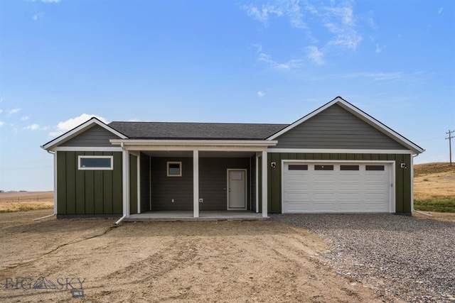 51 Wild Rye Place, Three Forks, MT 59752 (MLS #361851) :: Montana Life Real Estate