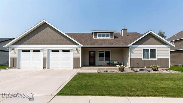 121 Scott, Bozeman, MT 59718 (MLS #361854) :: Carr Montana Real Estate
