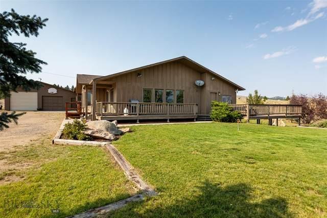 40 Depot Hill Road, Boulder, MT 59632 (MLS #361857) :: Montana Home Team