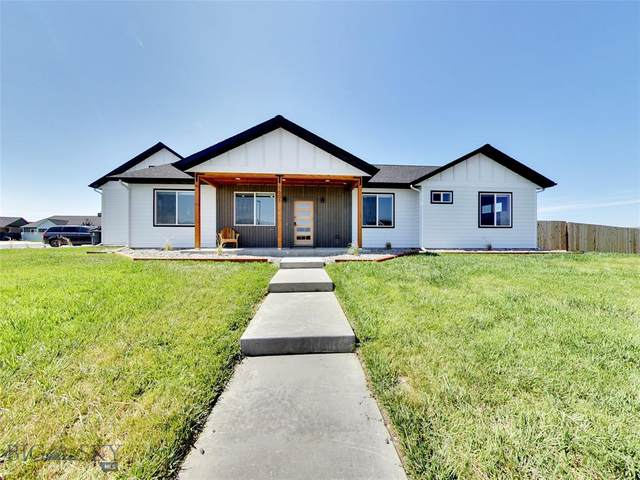 1601 Roundup Boulevard, Belgrade, MT 59714 (MLS #361865) :: Montana Life Real Estate
