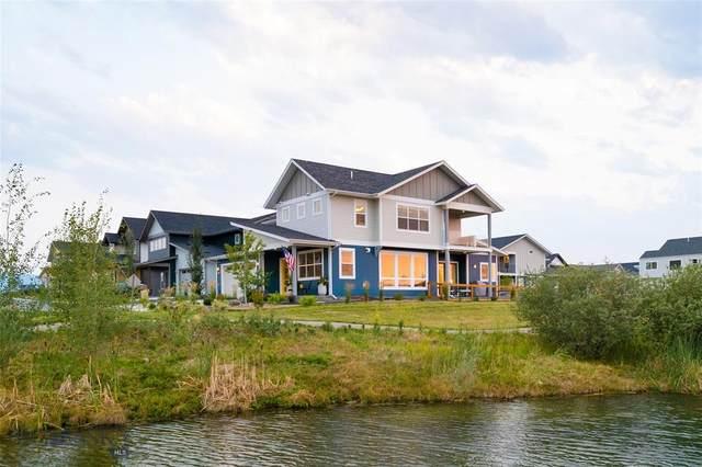 5443 Vahl Way, Bozeman, MT 59718 (MLS #361883) :: Montana Life Real Estate