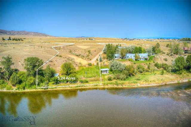 TBD Riverview Road, Three Forks, MT 59752 (MLS #361886) :: Montana Life Real Estate