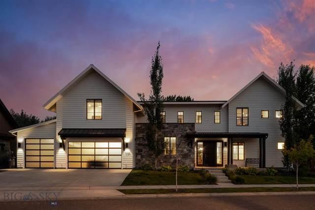 1226 Boylan Road, Bozeman, MT 59715 (MLS #361902) :: Montana Mountain Home, LLC