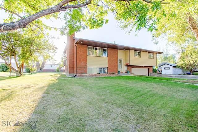 3 D Street, Whitehall, MT 59759 (MLS #361908) :: Montana Life Real Estate