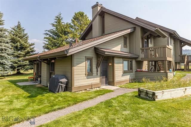 30 Yellowstone Spur Road 30-A, Big Sky, MT 59716 (MLS #361924) :: Montana Home Team