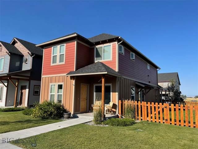 361 Stone Fly Drive, Bozeman, MT 59718 (MLS #361939) :: Montana Life Real Estate