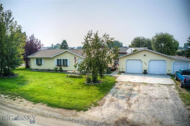 115 Kansas Street, Three Forks, MT 59752 (MLS #361941) :: Montana Mountain Home, LLC