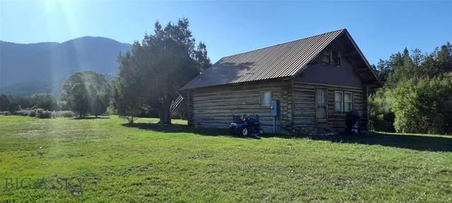 146 Barton Gulch Rd, Alder, MT 59710 (MLS #361942) :: L&K Real Estate