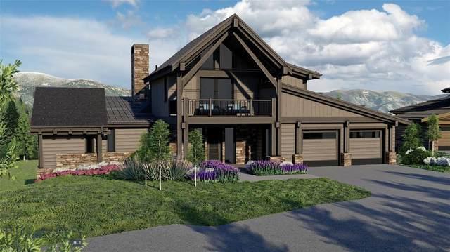 236 Martingale Fork #14, Big Sky, MT 59716 (MLS #361948) :: Black Diamond Montana