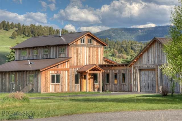 86 Primrose, Big Sky, MT 59716 (MLS #361949) :: Montana Home Team
