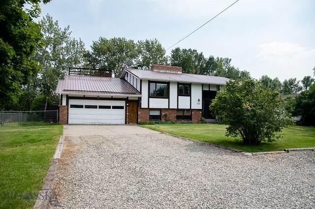 412 E 9th Avenue, Big Timber, MT 59011 (MLS #361952) :: L&K Real Estate