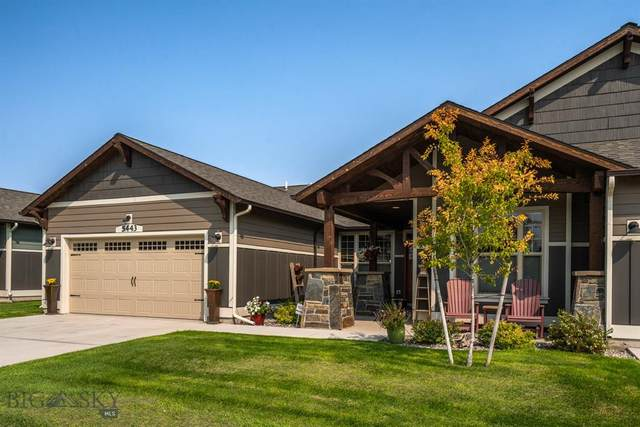 5443 Annie Street, Bozeman, MT 59718 (MLS #361964) :: Montana Life Real Estate