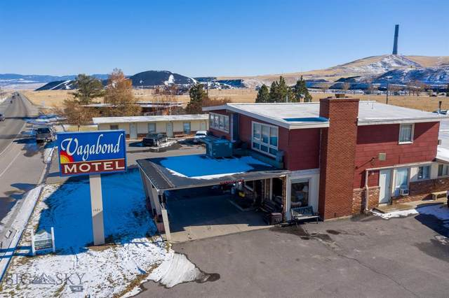 1421 E Park, Anaconda, MT 59711 (MLS #362003) :: Berkshire Hathaway HomeServices Montana Properties