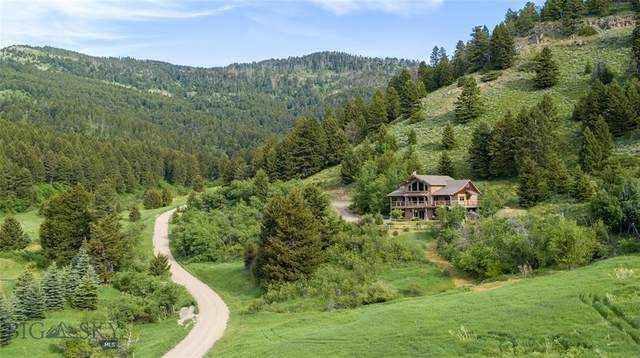 584 O Rea Creek Road, Livingston, MT 59047 (MLS #362017) :: Berkshire Hathaway HomeServices Montana Properties