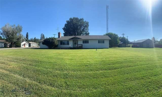 110 E Crofoot Street, Sheridan, MT 59749 (MLS #362021) :: Berkshire Hathaway HomeServices Montana Properties