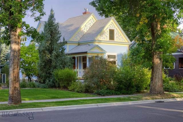 315 S Tracy Avenue, Bozeman, MT 59715 (MLS #362027) :: Carr Montana Real Estate