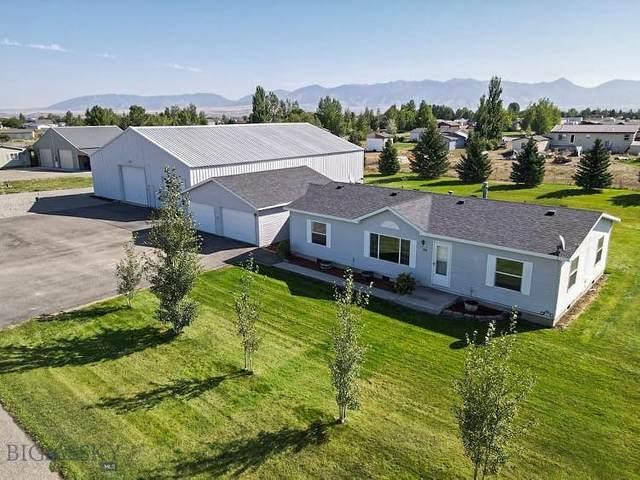 100 S Old Place, Belgrade, MT 59714 (MLS #362031) :: Berkshire Hathaway HomeServices Montana Properties