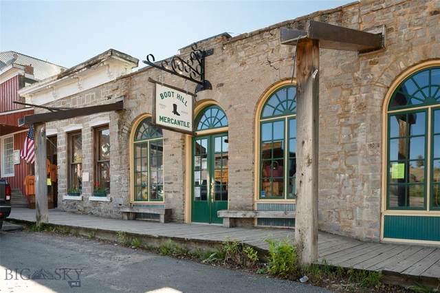 122 W Wallace Street, Virginia City, MT 59755 (MLS #362040) :: Berkshire Hathaway HomeServices Montana Properties
