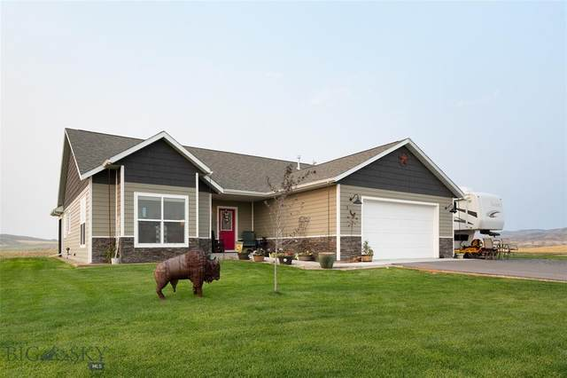 108 Rolling Prairie, Three Forks, MT 59752 (MLS #362048) :: Carr Montana Real Estate