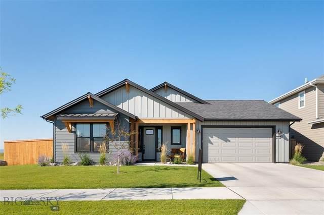 1517 Masterson Lane, Belgrade, MT 59714 (MLS #362058) :: Montana Life Real Estate