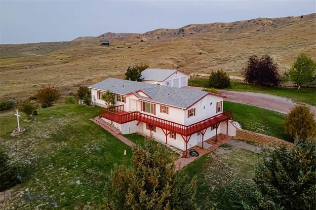 8646 Prairie Road, Manhattan, MT 59741 (MLS #362059) :: Montana Home Team