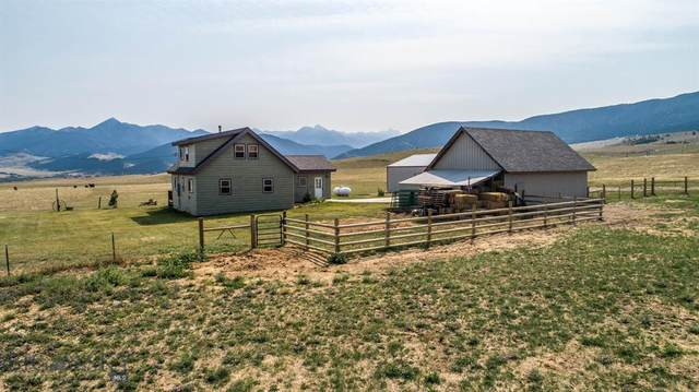 127 Old Ranch Road, Livingston, MT 59047 (MLS #362066) :: Montana Life Real Estate