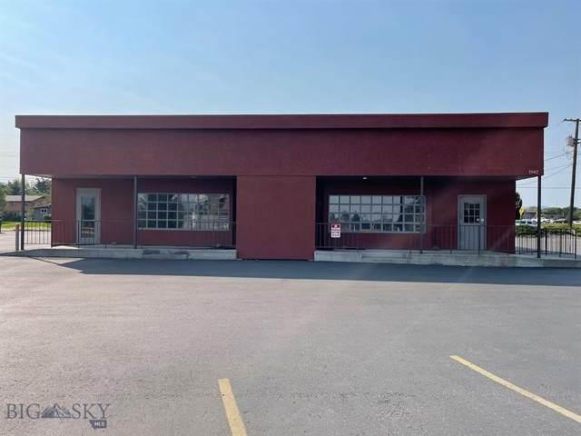 1940 & 1942 W Main Street, Bozeman, MT 59718 (MLS #362078) :: Montana Life Real Estate