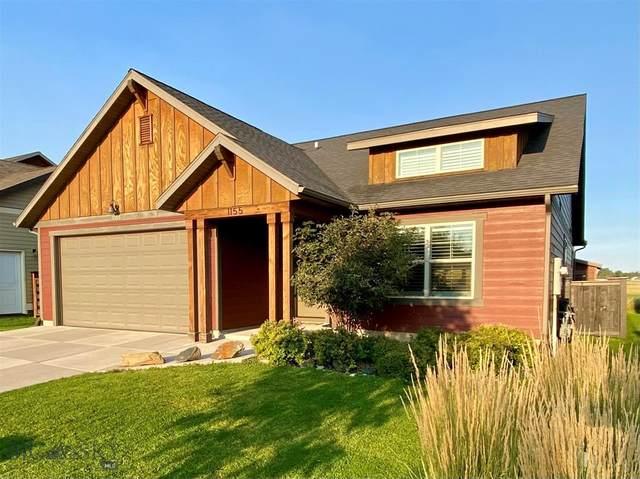 1155 Advance Drive, Bozeman, MT 59718 (MLS #362083) :: Carr Montana Real Estate