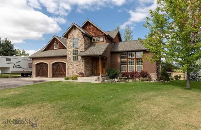361 Little Wolf Road, Bozeman, MT 59715 (MLS #362095) :: Montana Life Real Estate