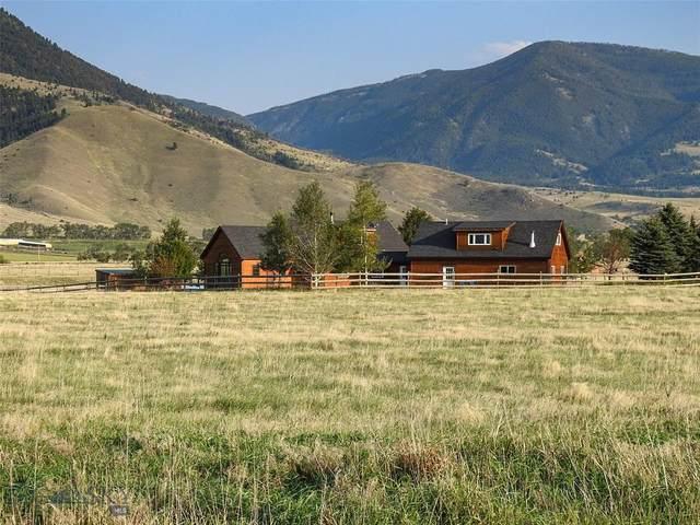 5 Shoshoni Way, Livingston, MT 59047 (MLS #362118) :: Montana Home Team